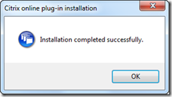 Citrix Online Plugin Removal Tool